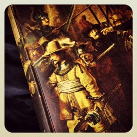 rembrandt book cover