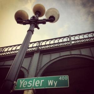 Yesler Way photos