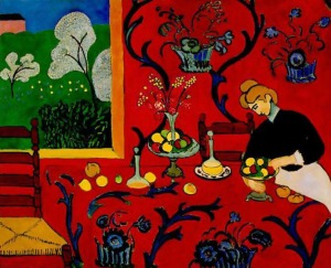 10_henri matisse_harmony_in_red_red room 1908