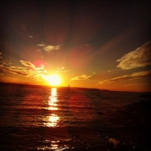 orange sunset 4