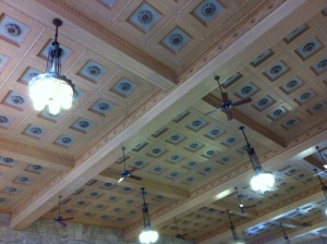 ceiling union station