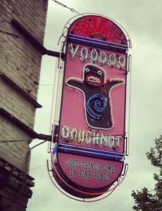 voodoo sign neon