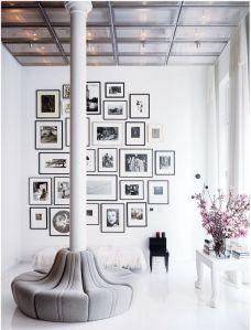 white interios