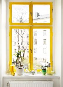 sunny-yellow-window-sill