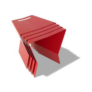 Polygon stacking stool