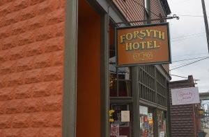 forsyth hotel_calamity janes