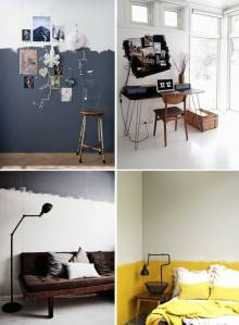 inmperfect painted walls