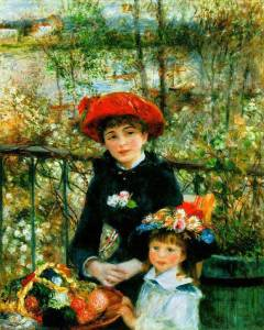 Two-Sisters-on-the-Terrace-Pierre-Auguste-Renoir-1881