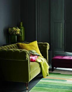 velvet sofa1