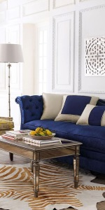 239_tufted_blue_velvet_scroll_arm_sofa