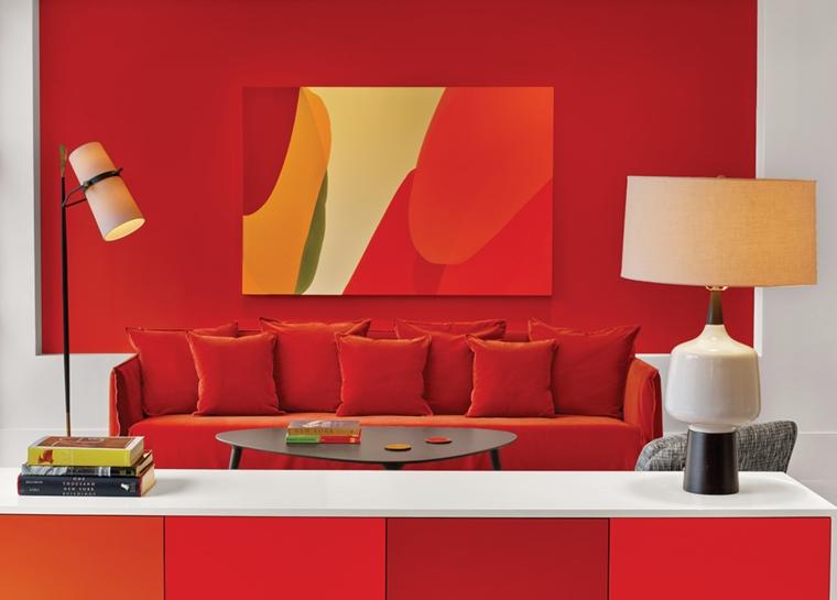 red-modern