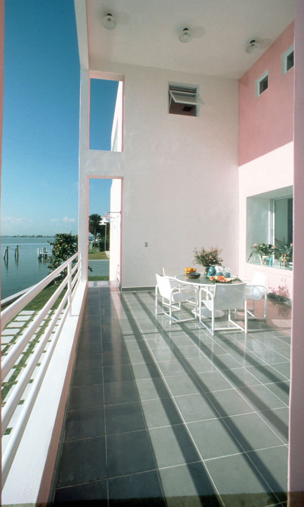 The Pink House, Miami Shores, Florida, 7800
