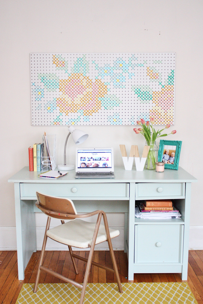 PAINTED-PEGBOARD-AS-SEEN-ON-PRETTY-LIFE-GIRLS-BLOG