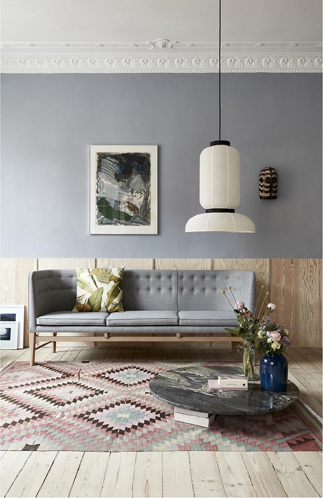 Copenhagen living room