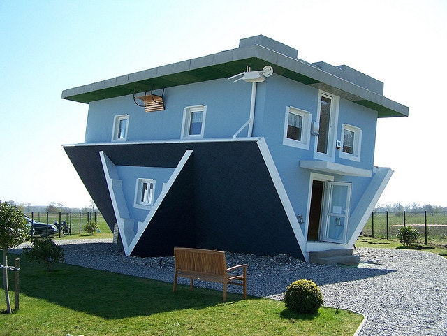 upside downhouse 1
