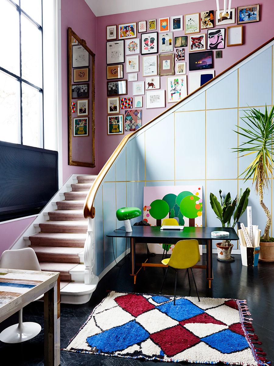 Beautiful colorful interiors beautiful musings