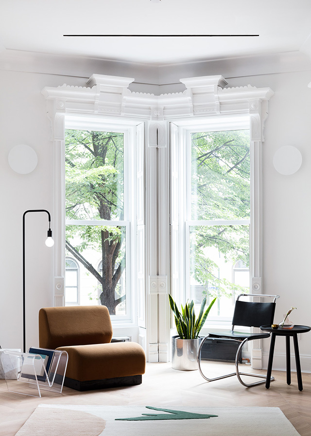 This Spring Hatchet Design Build Completed An Intricate Your Long  Renovation Of A Stunning Townhouse Brooklynu0027s Prospect Heights Neighborhood.