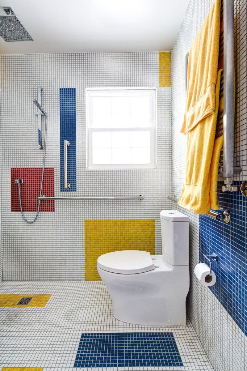 mondrian bath