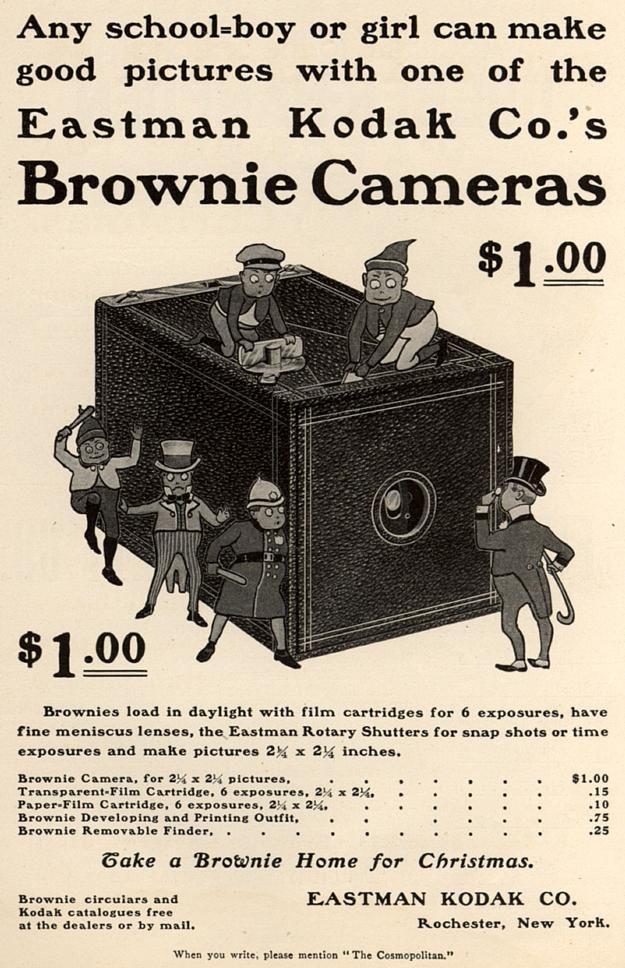brownie ad