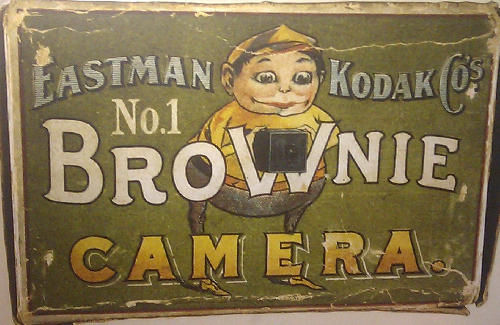 Kodak_Brownie_advert