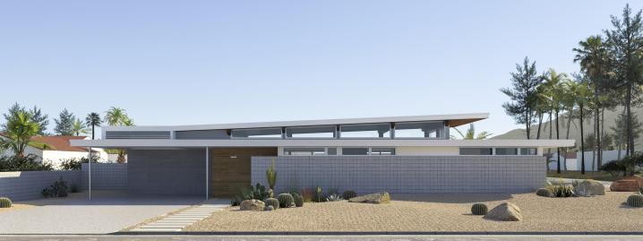 axiom desert house 21